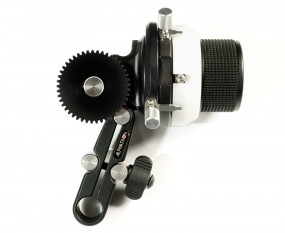 Alphatron ProPull Follow Focus 15mm with Hard Stops
