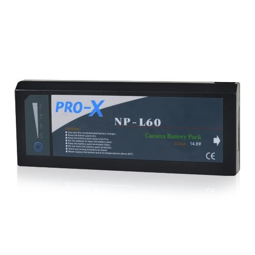 60 Wh NP-1 Style Li-Ion Battery