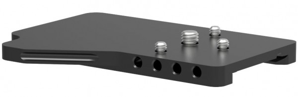 Canon EOS C200 dovetail adapter plate