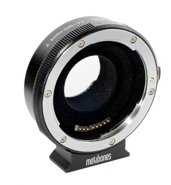 metabones canon ef - mft t smart adapter