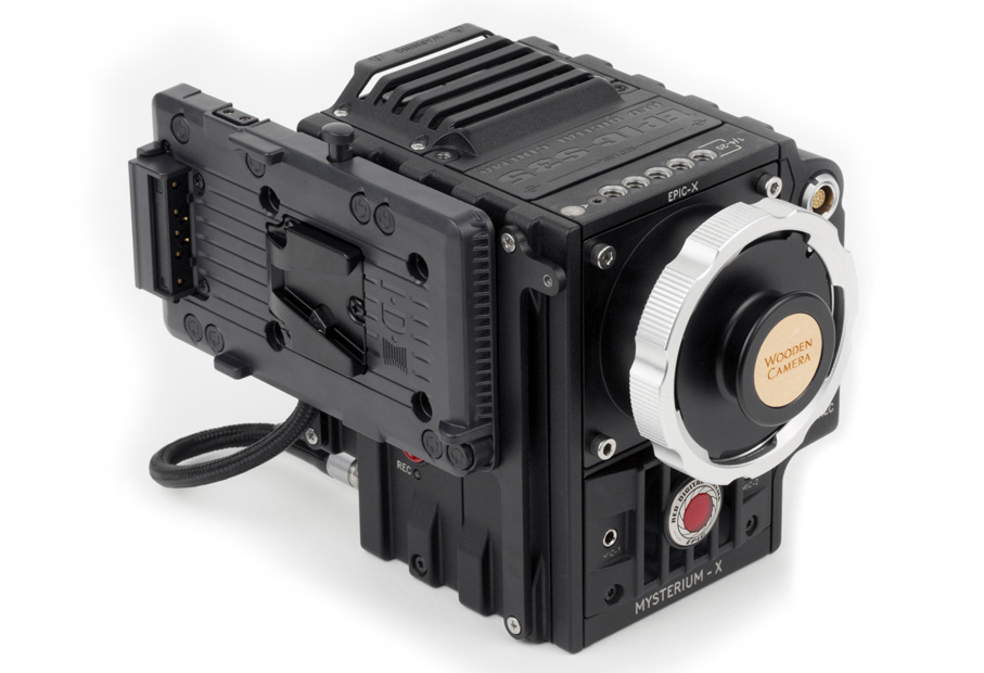 Wooden Camera Gimbal Battery Plate (Dragon / Epic / Scarlet)