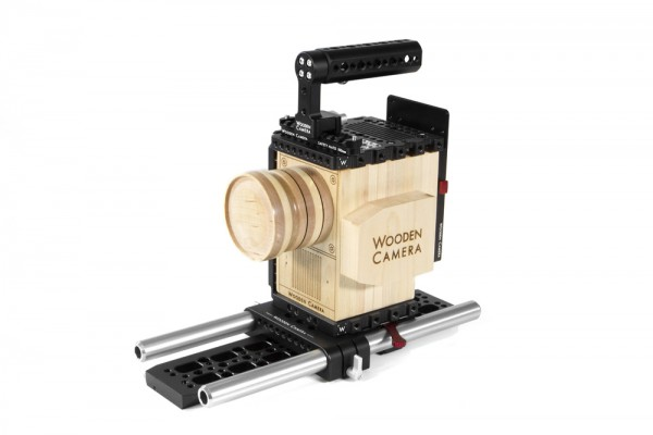 red epic cage 19mm