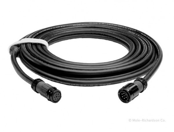 Mole Richardson Head Extension Cable
