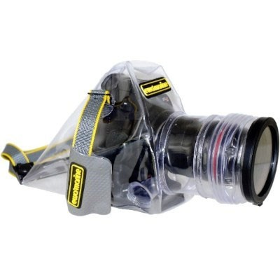 Canon EOS C100 underwater housing