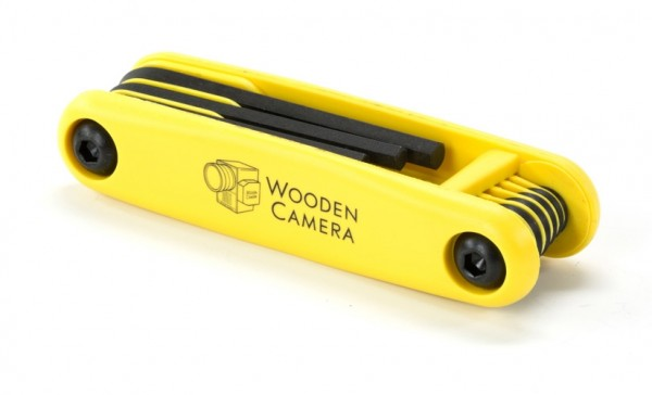 Wooden Camera Wrench Set Standard