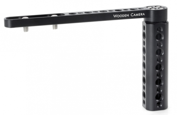 wooden camera side handle cheese