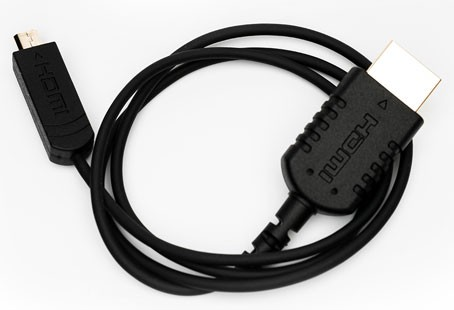 24-inch Micro to Full HDMI Cable