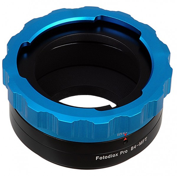 Fotodiox Pro Lens Adapter Hasselblad V-Mount Lens to Micro Four Thirds