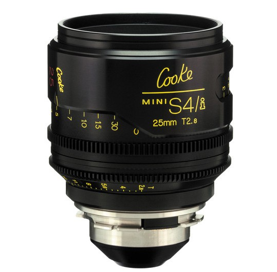 Cooke mini S4/i 25mm T2.8