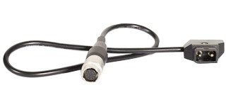 MTF D-Tap to 12 pin Hirose Cable