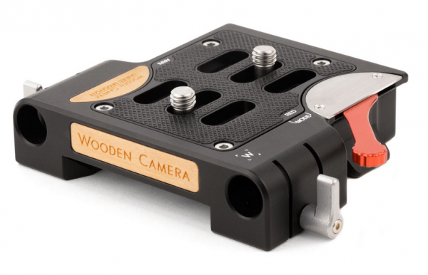 Wooden Camera Unified Bridgeplate 15mm Studio