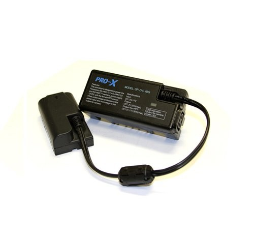PowerBase Cable for Sony EX Camcorders