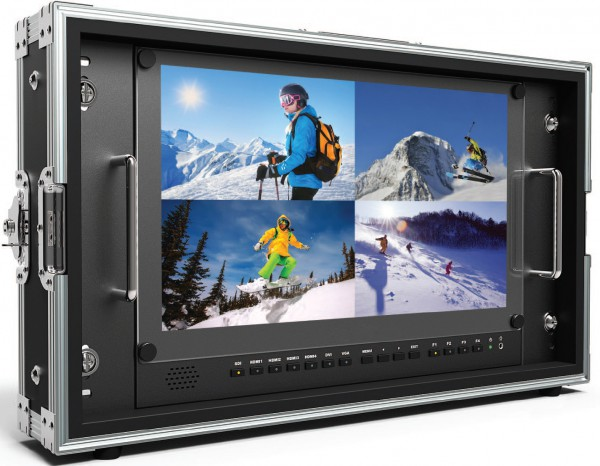 15.6'' 4K Ultra-HD Broadcast Monitor