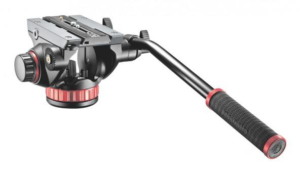 Manfrotto MVH502AH Pro Fluid Video-Neiger