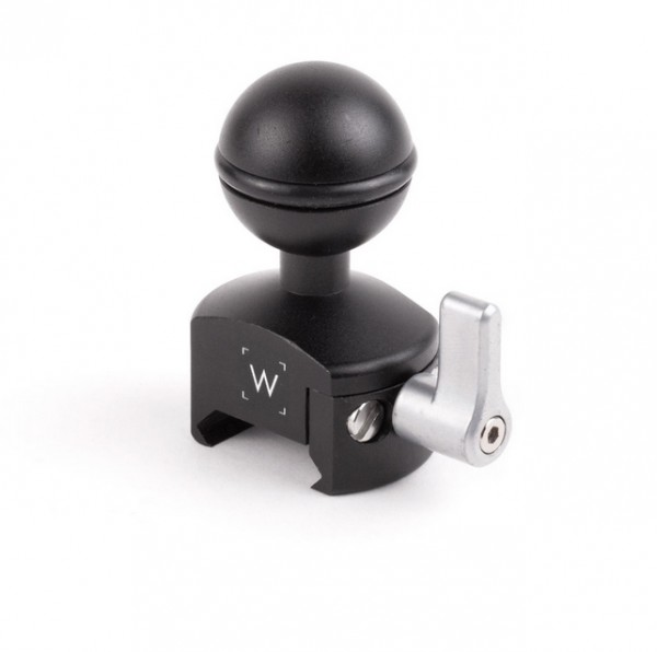 Wooden Camera Ultra Arm Ball NATO Clamp