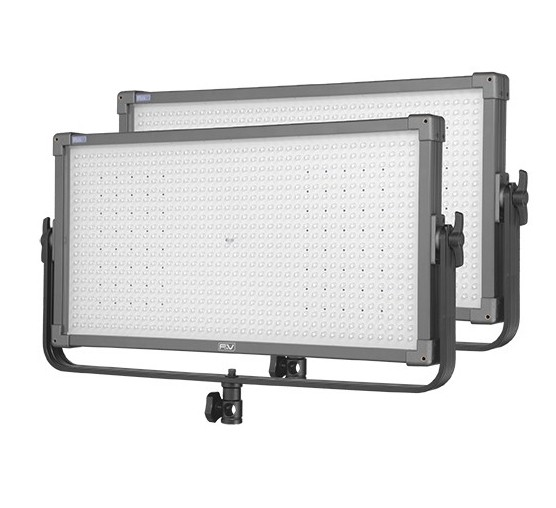 f&v k8000 plus daylight 2 light kit