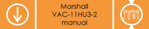 marshall-vac-11hu3-2-manual