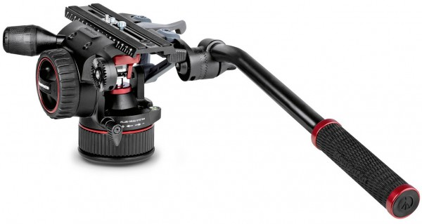 Manfrotto Nitrotech N12 fluid head
