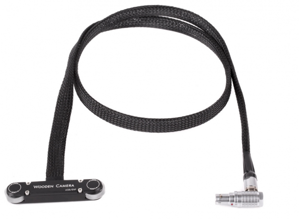 36 inch LCD EVF Cable Wooden Camera 182300