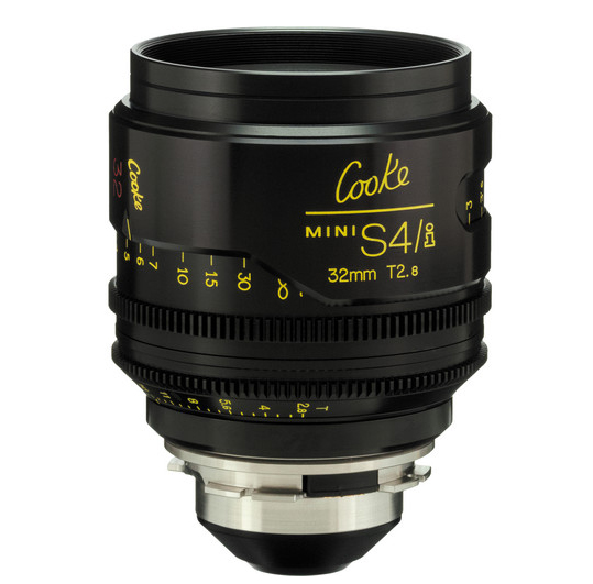 Cooke Mini S4i 32mm T28 Nefaltv