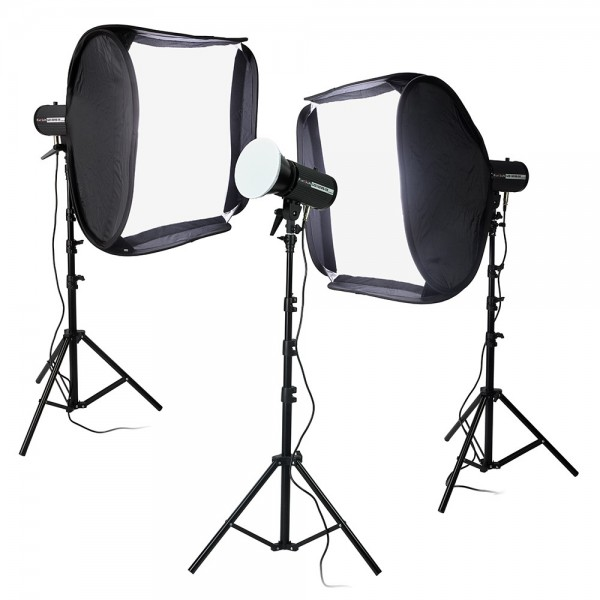 LED-100WB-56 Studio LED Kit