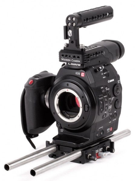 Canon C300 Unified Accessory Kit Base