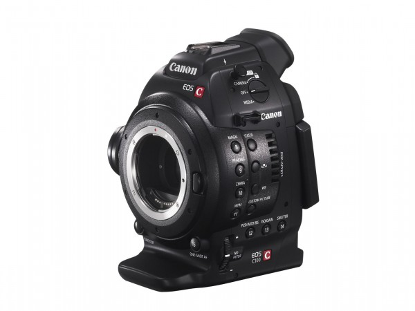 Canon EOS C100 CINEMA