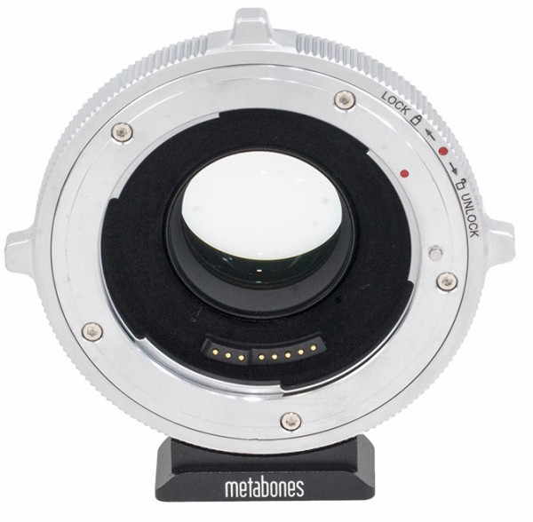 Canon EF to MFT T CINE Speed Booster XL 0.64x