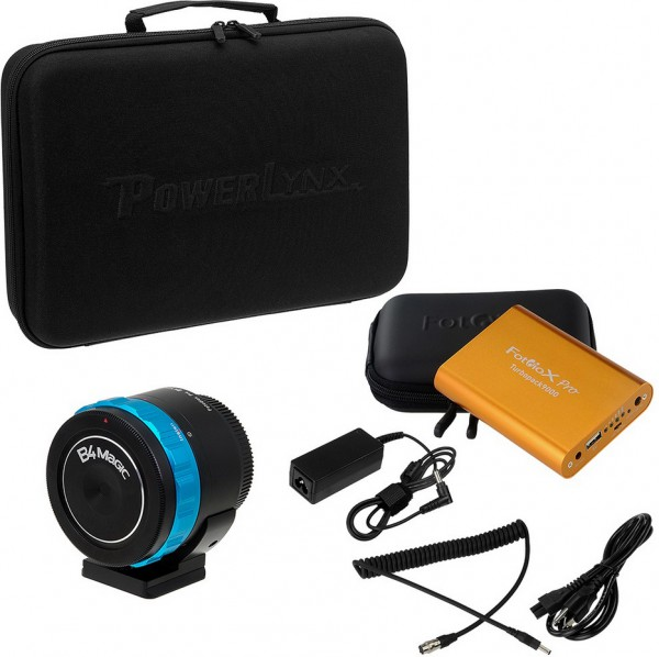 fotodiox pro powerlynx kit for bmpcc