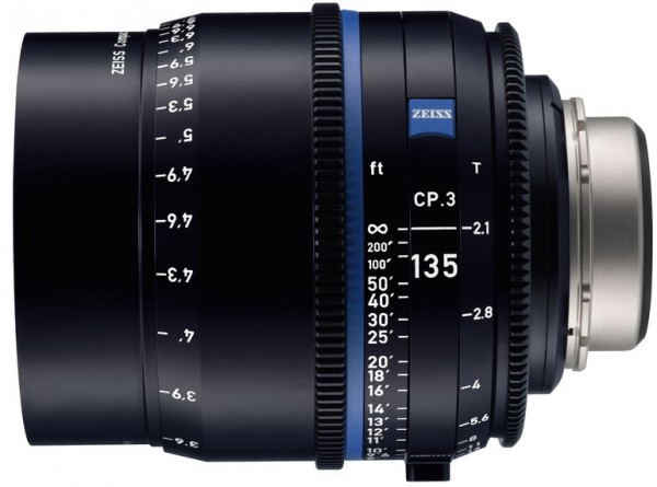Zeiss Compact Prime CP.3 135mm/T2.1
